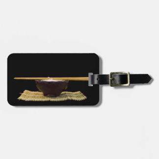 Bowl of Rice Noodles Luggage Tag
