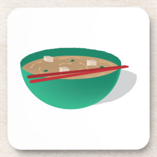 Bowl Of Soup Coasters