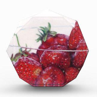 Bowl of Strawberries Award