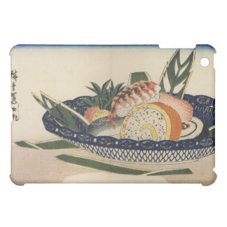 Bowl of Sushi, circa 1800's Japan. Case For The iPad Mini