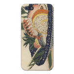 Bowl of Sushi, circa 1800's Japan. iPhone 5 Cases