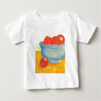 Bowl of Vegetables Baby T-Shirt