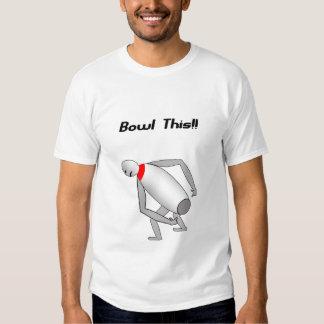 Bowl This! T Shirt