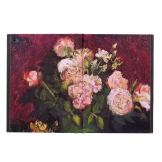 Bowl with Peonies & Roses Van Gogh Fine Art Powis iPad Air 2 Case