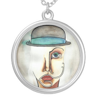 Bowler Chic Necklace
