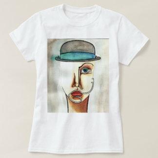 Bowler Chic T-Shirt