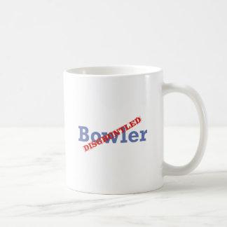 Bowler / Disgruntled Coffee Mug
