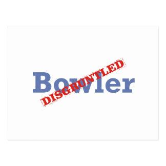 Bowler / Disgruntled Postcards