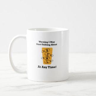 Bowler Funny Bowling Gift Coffee Mug