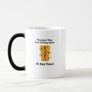 Bowler Funny Bowling Gift Magic Mug