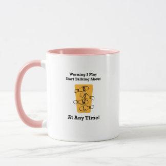 Bowler Funny Bowling Gift Mug