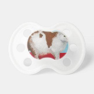 Bowler Hat.jpg Baby Pacifier