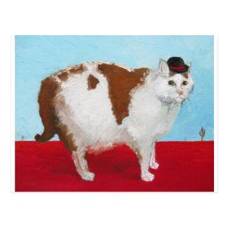 Bowler Hat.jpg Post Cards
