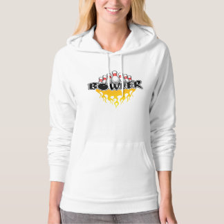 Bowler Hooded Pullover