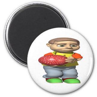 Bowler Magnet