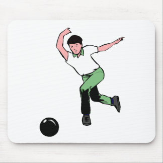 Bowler Mouse Pads