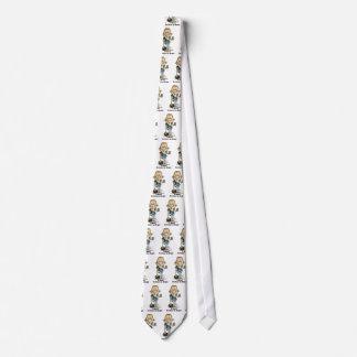 bowler neck tie