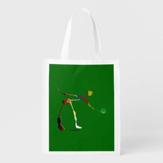 Bowler Reusable Grocery Bag