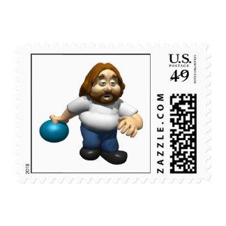 Bowler Stamp