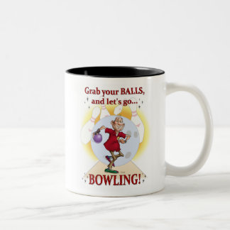 Bowler Two-Tone Coffee Mug