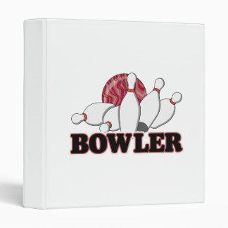 bowler vinyl binders
