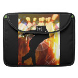 Bowler with Strike Expression Sleeve For MacBooks