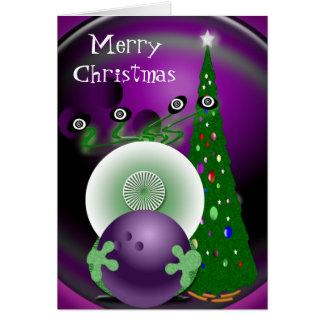 Bowler's Christmas Card