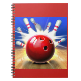 ***BOWLER'S JOURNAL OR NOTEBOOK***