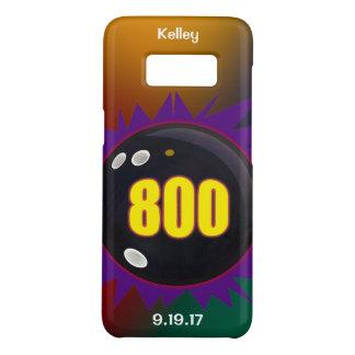 Bowler's Outstanding Achievement 800 Series Case-Mate Samsung Galaxy S8 Case