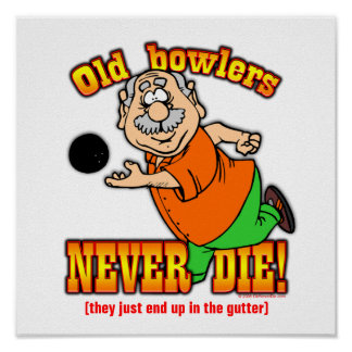 Bowlers Poster