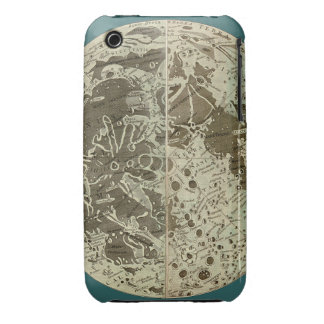 Bowles' Selenography or a Map of the Moon - 1780 iPhone 3 Cover