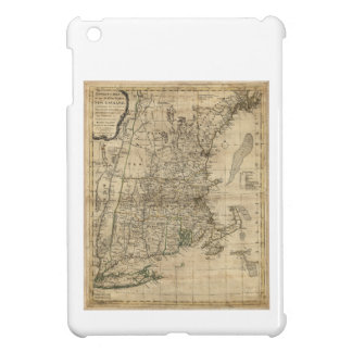 Bowles's Map the Seat of War in New England (1776) iPad Mini Cover