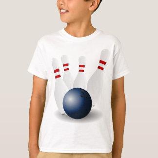 bowling-155946 bowling skittles ninepins tenpins p T-Shirt