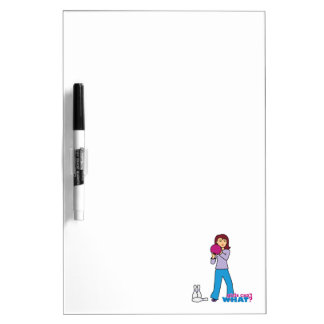 Bowling 2 Dry-Erase whiteboards