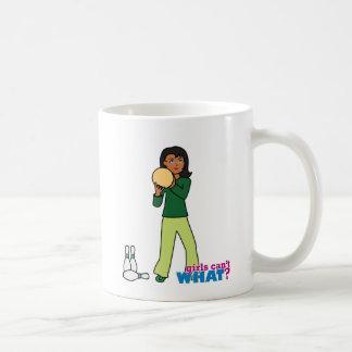 Bowling 3 coffee mug
