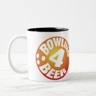 Bowling 4 Beer Mug