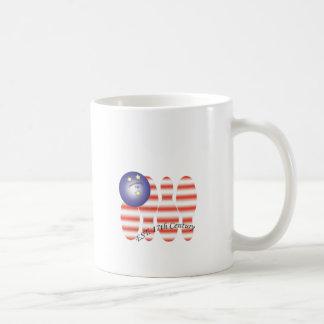 Bowling.ai americano taza