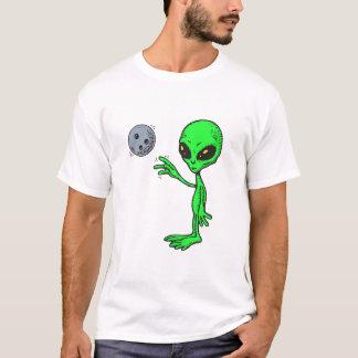 bowling alien T-Shirt