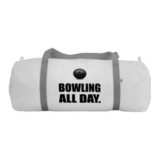 Bowling All Day Duffle Bag