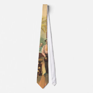 Bowling Alley 1893 Tie