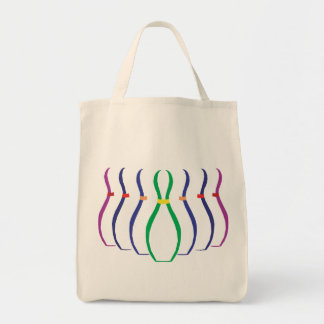 Bowling Canvas Bags