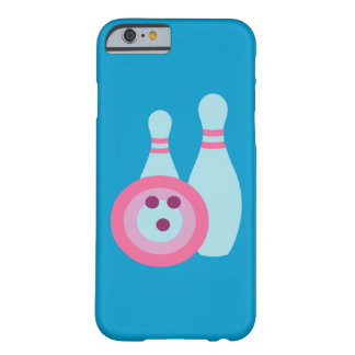 Bowling Ball and Pins iPhone 6/6s Case