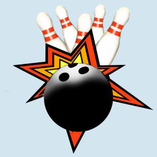 8c5269ea5eb153 Women's Bowling Leggings | Zazzle