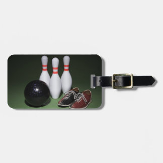 Bowling Ball Bag Tag