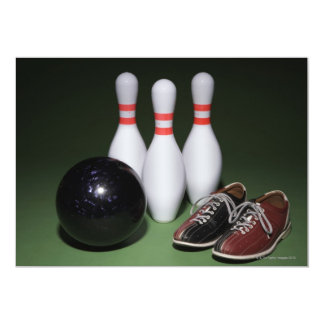 Bowling Ball Card