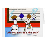 Bowling Ball Crimes Funny Gifts & Collectibles Greeting Cards