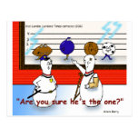 Bowling Ball Crimes Funny Gifts & Collectibles Postcards