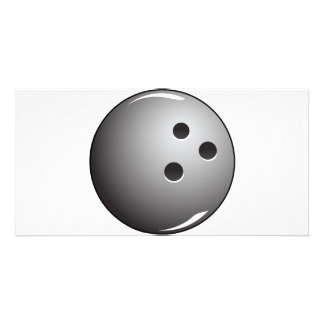 Bowling Ball for Bowling Jerseys Card