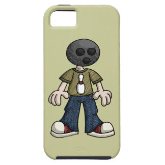 Bowling Ball Head iPhone 5 Covers