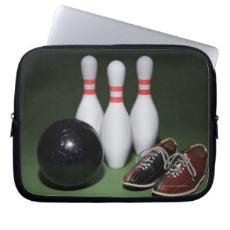 Bowling Ball Laptop Sleeve